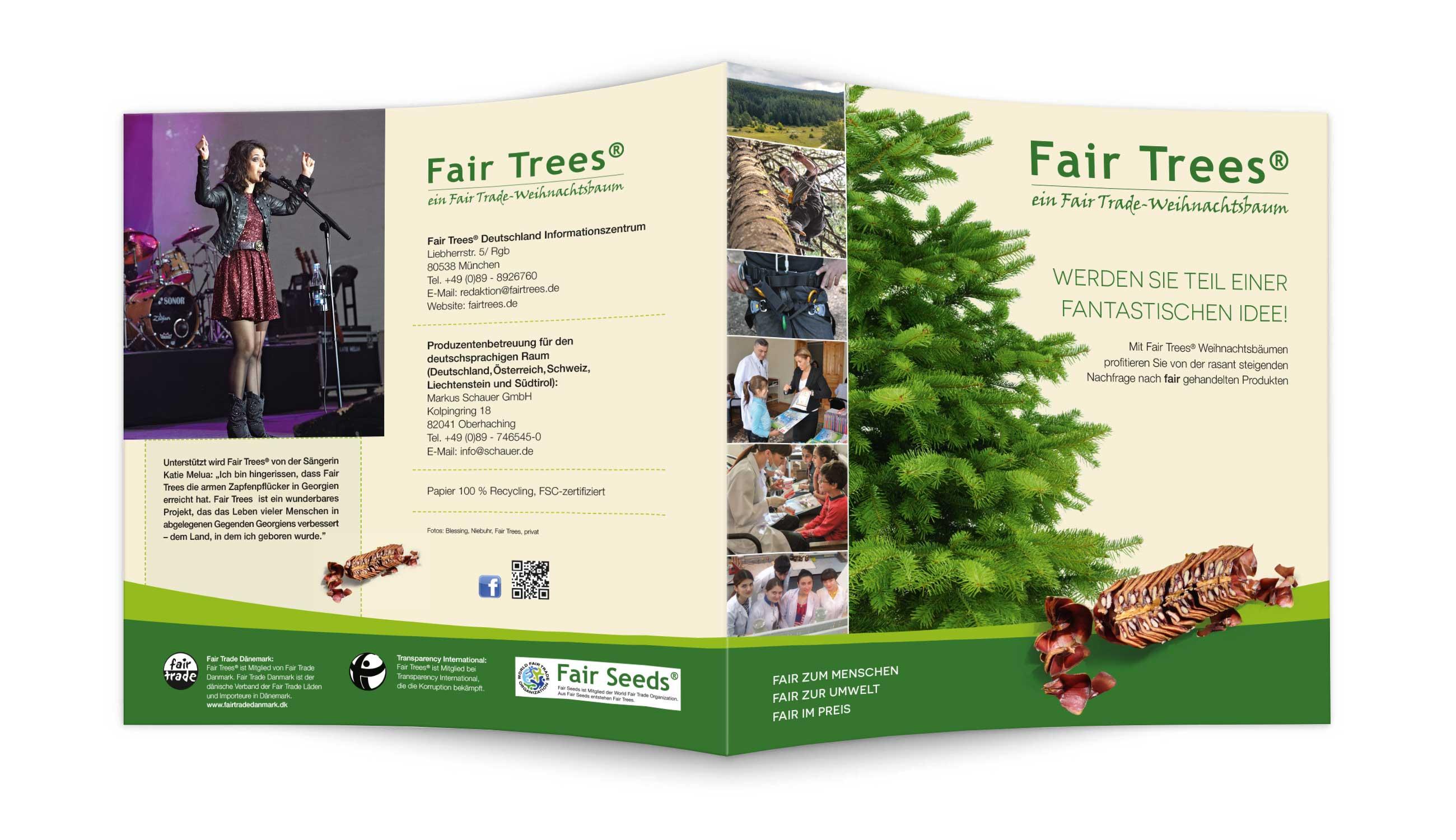 FairTrees Prospekt Titel