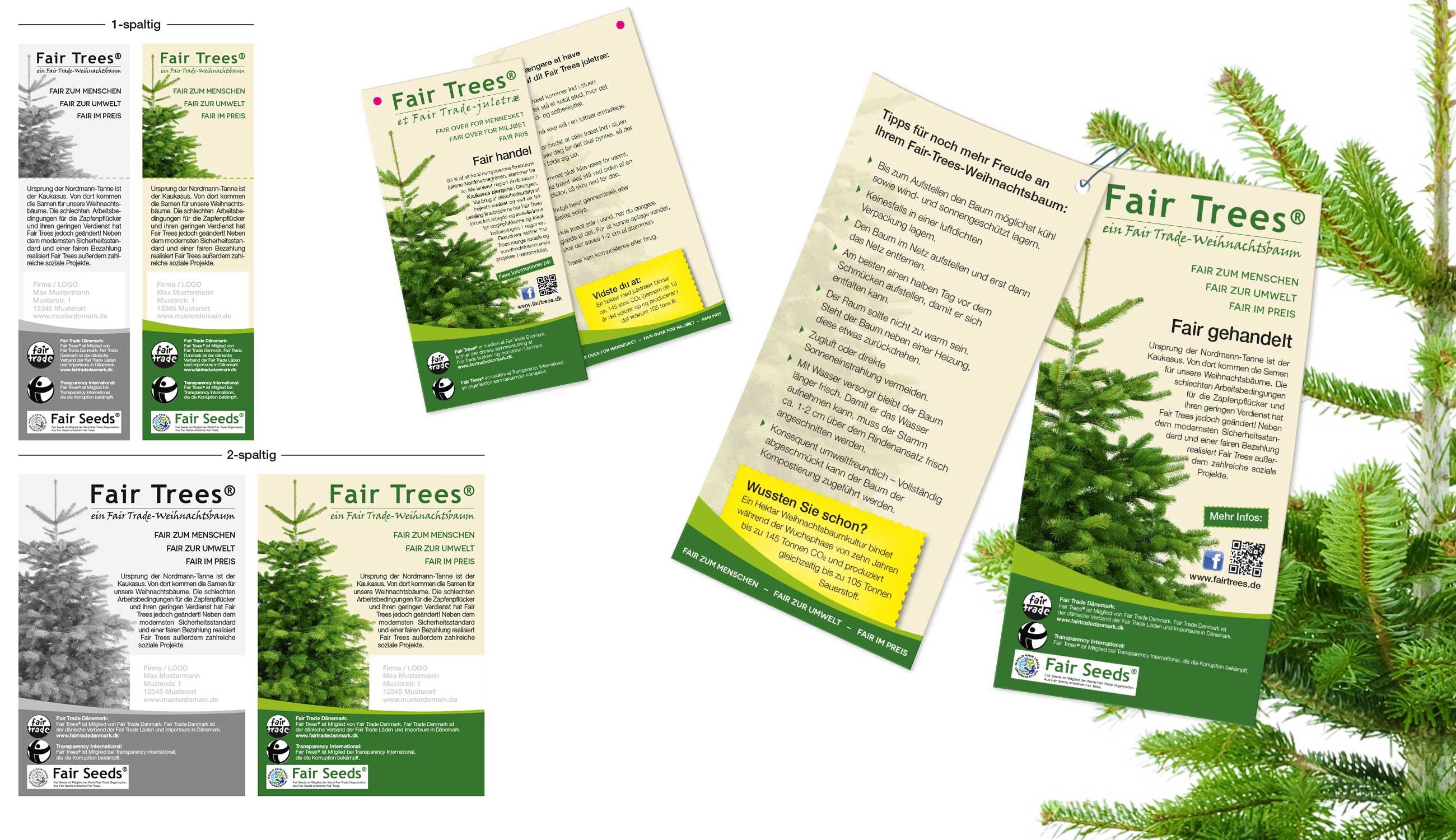 FairTrees Zubehoer