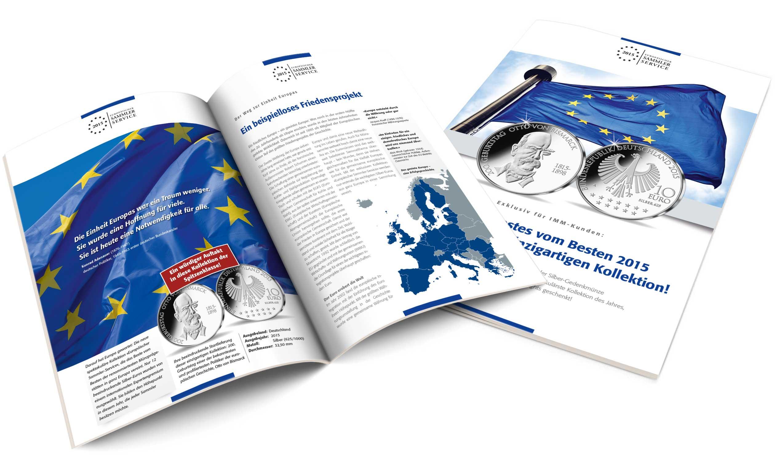 Europäischer Sammler-Service 1