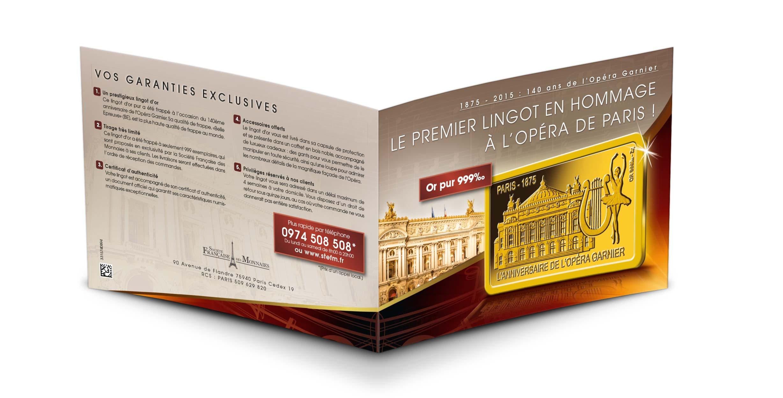 Prospekt Opéra Garnier 1