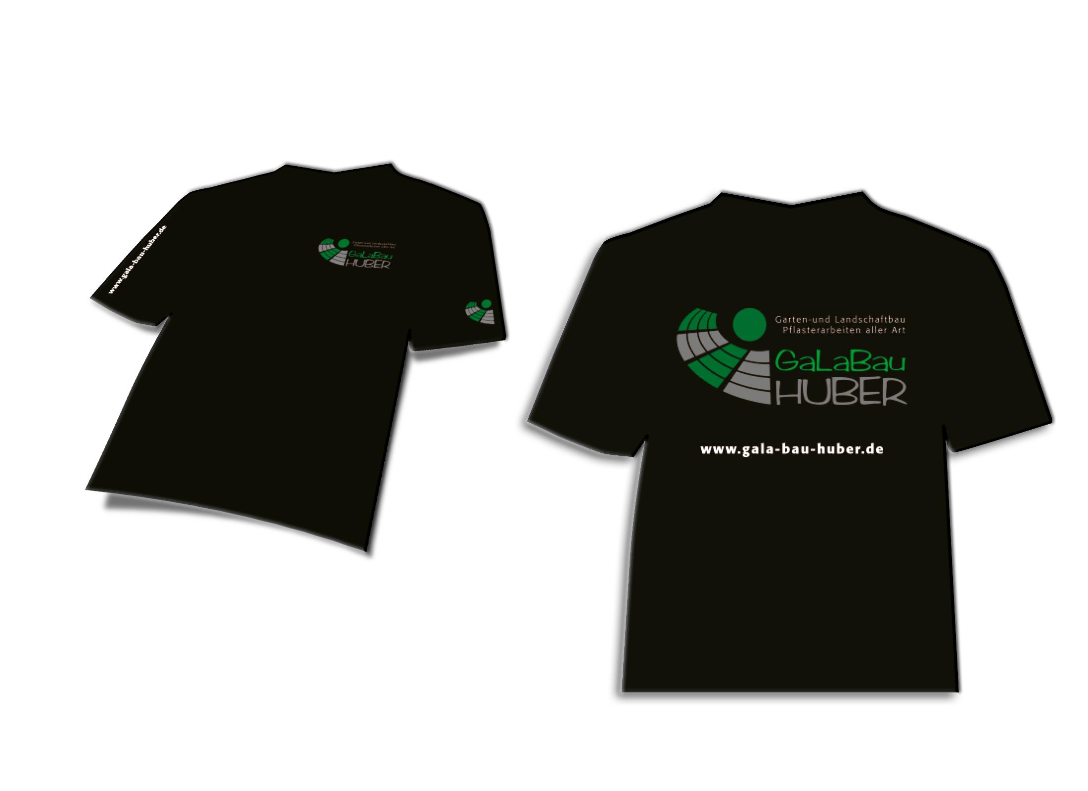 GalaBau Huber T-Shirts